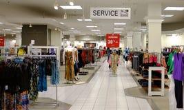 A loja de companhia do louro Fotografia de Stock