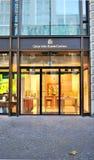 Loja de Faber Castell em Francoforte Foto de Stock Royalty Free