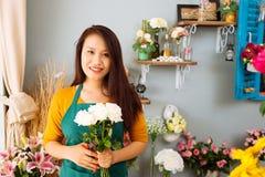 Loja de flor Fotos de Stock Royalty Free