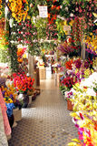 Loja de florista Foto de Stock
