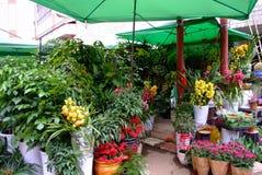 A loja de florista -- florista fotos de stock