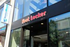Loja de Foot Locker imagem de stock royalty free