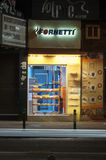Loja de Fornetti Fotos de Stock