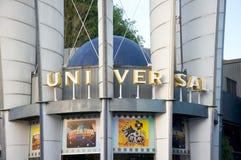 Loja de Hollywood dos estúdios universais Imagens de Stock
