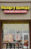 A loja de Howie com fome Imagens de Stock