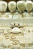 Loja de jóia Fotografia de Stock Royalty Free