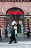 Loja de Kartell na rua de Han Imagem de Stock Royalty Free