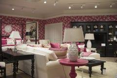Loja de móveis luxuosa Fotos de Stock Royalty Free