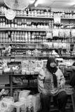 Loja de mantimento em Penang Foto de Stock