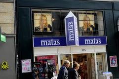 LOJA DE MATAS COSEMATIC Foto de Stock