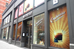 Loja de Nespresso Imagens de Stock