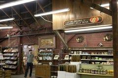 Loja de país em Califórnia rural Imagens de Stock