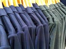 loja de pano Imagens de Stock