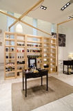Loja de Parfume fotografia de stock