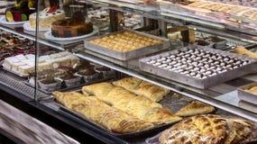 Loja de pastelaria Fotos de Stock Royalty Free