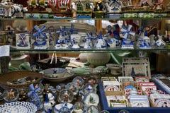 Loja de presente, Solvang, Califórnia Fotografia de Stock