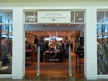 Loja de Ralph Lauren imagem de stock royalty free
