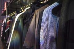 Loja de roupa das mulheres Imagem de Stock Royalty Free
