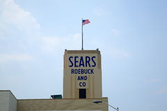 Loja de Sears Fotos de Stock Royalty Free