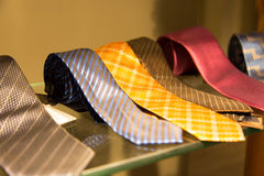 Loja de vestido Imagens de Stock Royalty Free