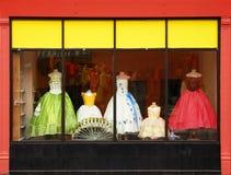 Loja de vestido Fotografia de Stock Royalty Free
