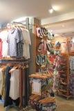 Loja de vestuário Foto de Stock