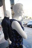 Loja de vestuário imagem de stock