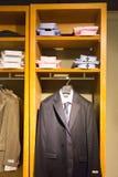 Loja de vestuário imagem de stock royalty free