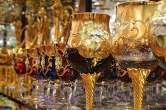 Loja de vidro de Burano imagem de stock royalty free