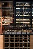 Loja de vinhos fotografia de stock royalty free