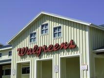 Loja de Walgreens Fotografia de Stock