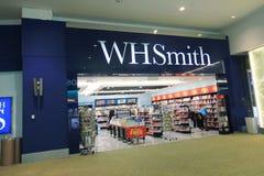 Loja de WH Smith em Kuala Lumpur International Airport Imagens de Stock Royalty Free