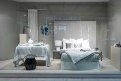Loja de Zara Home em Emquatier, Banguecoque, Tailândia, o 15 de outubro de 2017 Fotos de Stock