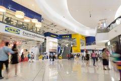 Loja dianteira do brnach de IKEA Bangna em Bangna mega Imagens de Stock Royalty Free