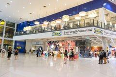 Loja dianteira do brnach de IKEA Bangna em Bangna mega Foto de Stock Royalty Free