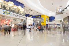 Loja dianteira do brnach de IKEA Bangna em Bangna mega Imagem de Stock Royalty Free