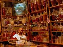 Loja do aç6frão, Mashad Imagens de Stock Royalty Free