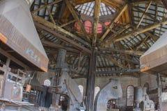 Loja do ferreiro, aço Co de Cambria, Johnstown, Pa Fotografia de Stock Royalty Free