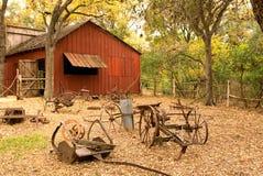 loja do ferreiro dos 1860s' Foto de Stock