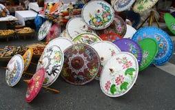 Loja do guarda-chuva Fotos de Stock