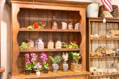 Loja do mercado de Amish imagem de stock royalty free