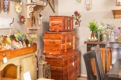 Loja do mercado de Amish fotos de stock