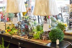 Loja do mercado de Amish fotografia de stock royalty free