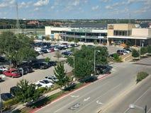 Loja do mercado de Whole Foods em Austin imagem de stock royalty free