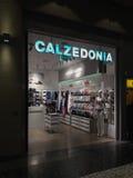 Loja do tipo de Calzedonia Imagem de Stock