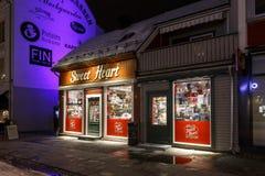 A loja dos doces Fotos de Stock Royalty Free