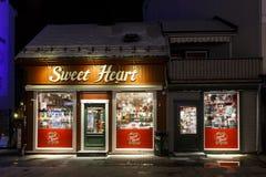 A loja dos doces Imagem de Stock