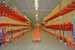Loja dos materiais de construção. Imagem de Stock Royalty Free