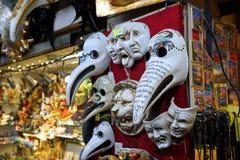 Loja dos souvernirs de Veneza Fotografia de Stock Royalty Free