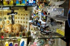 Loja dos souvernirs de Veneza Fotos de Stock Royalty Free